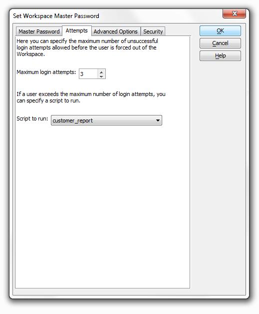 Setting Up Database Security